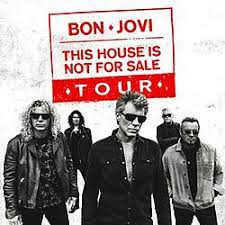 """Bon Jovi Release """"This House Is Not For Sale"""" Live!"""