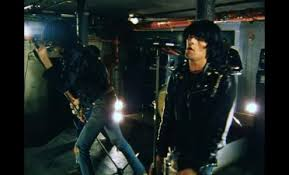 "The Ramones Rare Unreleased Video Of ""She's The One""!"