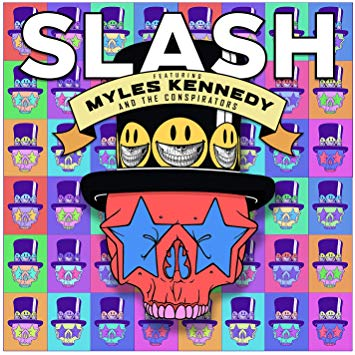 """Slash Featuring Myles Kennedy & The Conspirators Release A Real Video For """"Driving Rain"""". Finally!"""