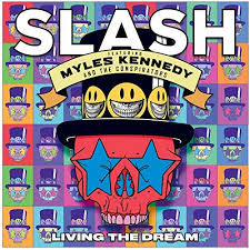 """Slash Ft. Myles Kennedy & The Conspirators Release """"Mind Your Manners"""" With Live Video!"""