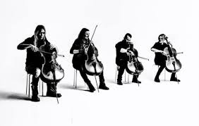 "Apocalyptica Release ""Enter Sandman"" Live And It's Epic!"