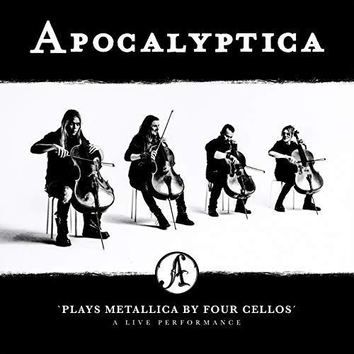 "Apocalyptica Releases Their Version Of Metallica's  ""One"" Live Performance!"