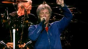 """Bon Jovi Releases """"I'll Sleep When I'm Dead"""" From Their 2018 This House Is Not For Sale tour!"""
