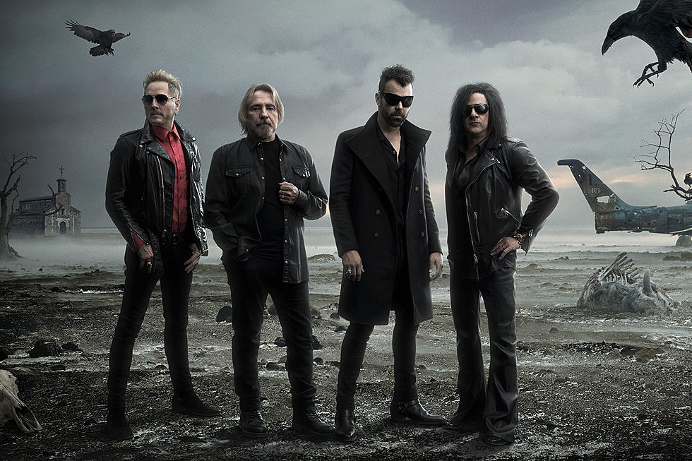 """Deadland Ritual Debut New Single """"Down In Flames""""!"""