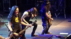 "Slash Featuring Myles Kennedy And The Conspirators Release ""Call Of The Wild"" Performance Clip!"