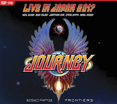 """Journey Releases """"Who's Crying Now?"""" Live!"""