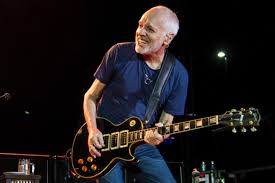 "The Peter Frampton Band Releases First Single ""The Thrill Is Gone""!"