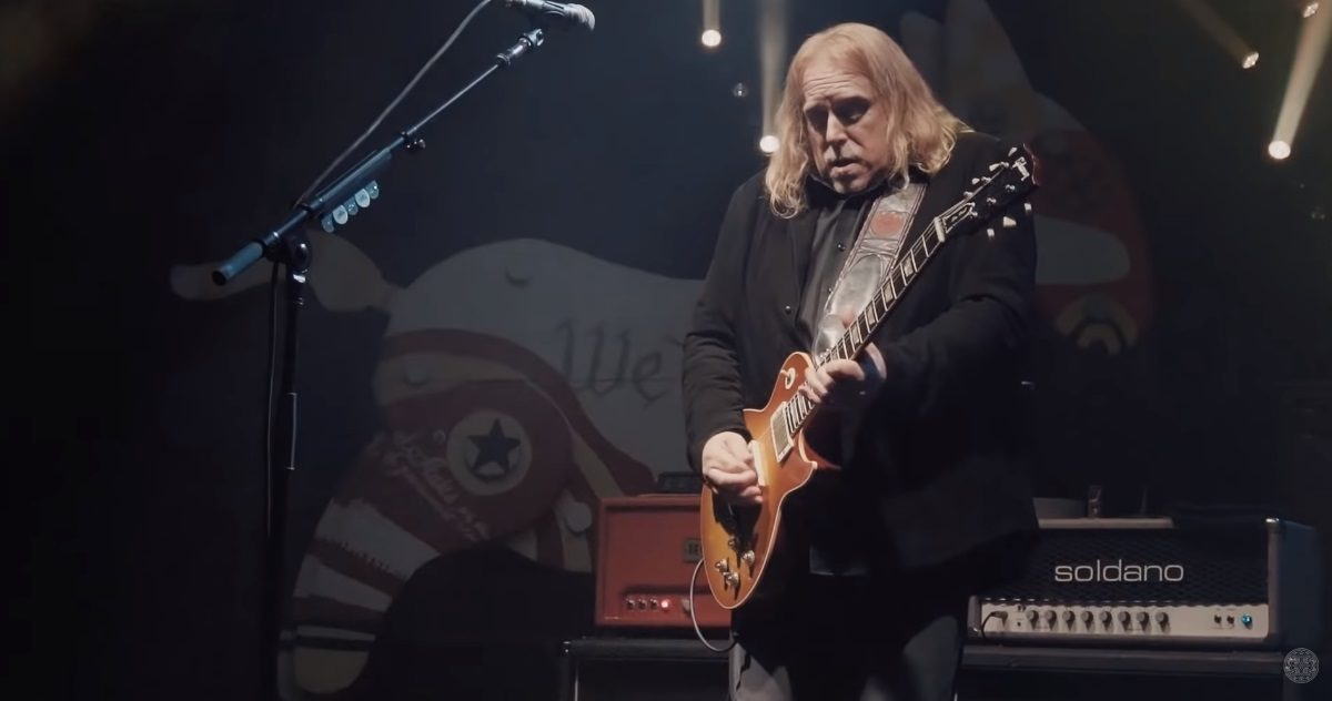 "Gov't Mule Releases ""The Man I Want To Be"" Live!"