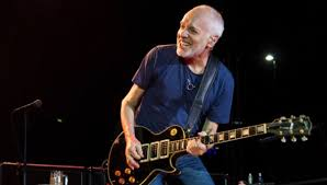 "Peter Frampton Releases Instrumental Cover Of Ray Charles's ""Georgia On My Mind""!"