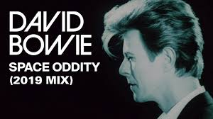 """David Bowie Released 2019 Remix 50th Anniversary Of """"Space Oddity""""!"""