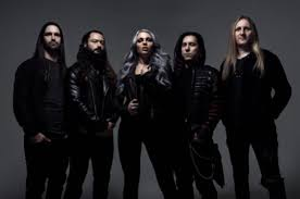 "Kobra And The Lotus Release A Kick Ass New Single ""Burn""!"