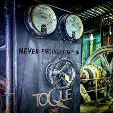 "Todd Kearns & Brent Fitz's Side Project Toque Debut New Single ""Never Enough For You""!"