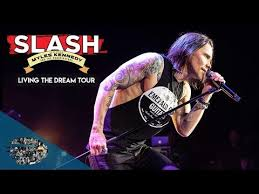 "Slash Featuring Myles Kennedy & The Conspirators Release ""The Call Of The Wild""!"
