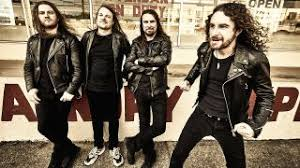 """Airbourne Release New Video For Their Single """"Boneshaker""""!"""
