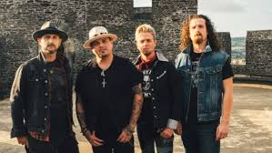 """BLACK STONE CHERRY RELEASES """"All Your Love"""" Cover!"""