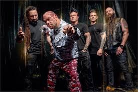 "Five Finger Death Punch Release ""Inside Out""!"