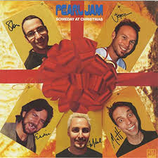 """Pearl Jam Releases """"Someday At Christmas"""" Cover As Part Of Their 12 Days Of Pearl Jam!"""