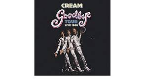 """Cream Releases """"Crossroads"""" Live From 1968!"""