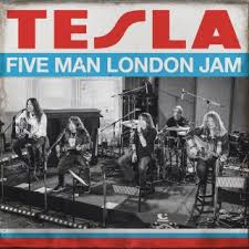 """Tesla Release """"What You Give"""" Live From Abbey Road Studios!"""