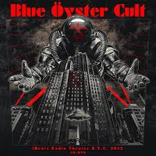 "Blue Oyster Cult Release ""Burning For You"" Live!"