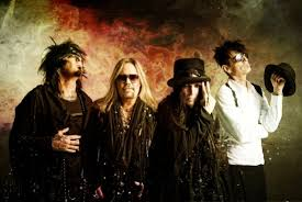 """Motley Crue Releases Lyric Video For """"Home Sweet Home""""!"""