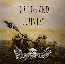 "Corners Of Sanctuary Release NEW EP ""For C.O.S. And Country""!"