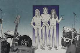"Rush Releases A New Animated Video For ""Spirit Of The Radio""!"