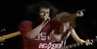 """AC/DC  Releases """"You Shook Me All Night Long"""" From Tokyo 1981!"""