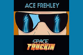 "Ace Frehley Releases Deep Purple's ""Space Truckin' "", And It Just May Surprise You!"