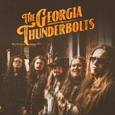 "Georgia Thunderbolts Debut Two Singles ""Lend A Hand"" And ""Looking For An Old Friend"".  Southern Rock Reborn!"