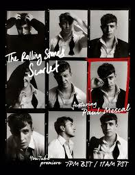 """The Rolling Stones Officially Release Their Video For """"Scarlet"""" Starring Paul Mescal!"""