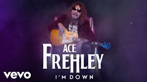 """Ace Frehley Releases The Beatles Classic """"I'm Down""""!"""