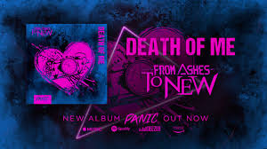"""From Ashes To New  Release New Single """"Death Of Me""""!"""