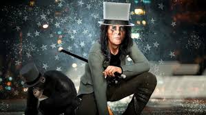 "Alice Cooper Reboots ""Elected"" As He Runs For President Again!"